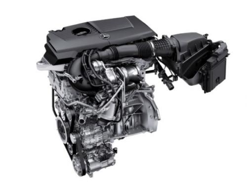 Двигатель Mercedes M270