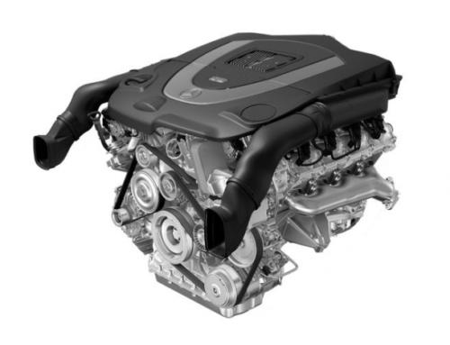 Двигатель Mercedes M273