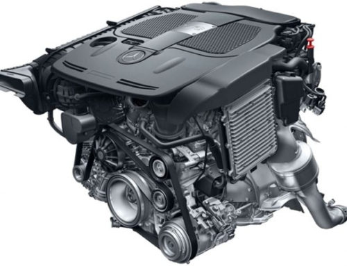 Двигатель Mercedes M276