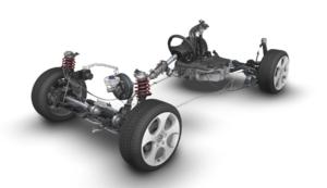 Ремонт подвески VW